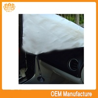oxford pp fabric car side sun shade,roll up auto sunshade at factory price