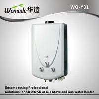 14 liters banlance type household geyser shower for room heating and provide how water WO-Y31