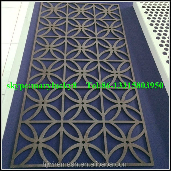 Wholesale interior laser cut metal screens decorative for Cheap decorative screens