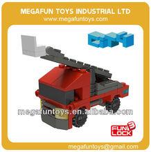 Juguete bloques de construcción de plástico FUNLOCK
