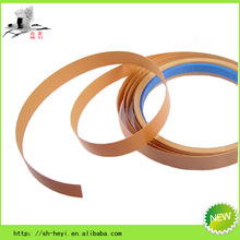 wood grain color PVC edge banding