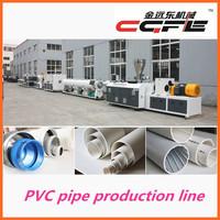 Golden Far East 250 PVC Pipe Production Line
