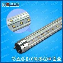 UL cUL DLC certificates 120lm/w 100~277V shape cooler door led light for 1800mm