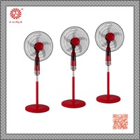 india home appliance air cooler 18inch pedestal fan with remote
