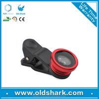 For smart phone/ digital camera 180 degree 0.67x Fisheye Lens