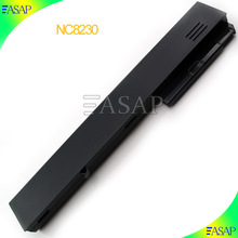 replacement battery For HP NC8230 NC8200 NC8430 NW8200 NW8240 NW8440 NW9440 NX8200 NX8220