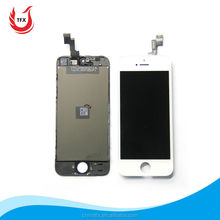 Wholesale lcd for iphone 5s,white/black color for iphone 5s digitizer lcd assembly,AAA quality for iphone lcds