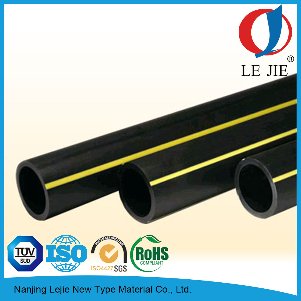 Inch flexible hdpe plastic gas pipe prices yellow buy