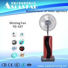 Wholesale water spray mist fan portable