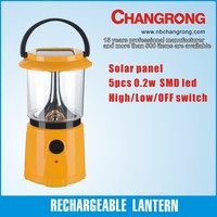 high quality cheap portable rechargeable led solar lanterns