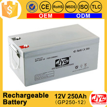 Adequate quality 12volt 500 ah battery