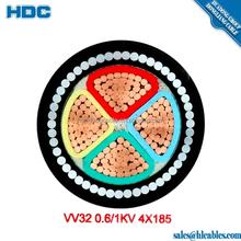 XLPE/PVC/SWA/PVC n2xcy cable