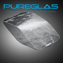 Wholesale cell phone accessory Pureglas 0.3mm 9H anti shock tempered glass screen protector for samsung i9500