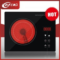 2014 hot selling durable hot plate glass top