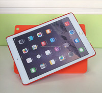 Excellent Texture Rotatable 3 Fold Leather Case Cover for Apple iPad Air iPad 2/3/4 iPad Mini1/2/3
