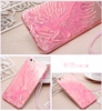 Pink Color Angel King TPU mobile phone case for iphone 4/4s/5/5s/6/6 plus