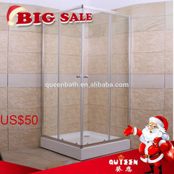New design high quality steam sauna shower room two person steam room