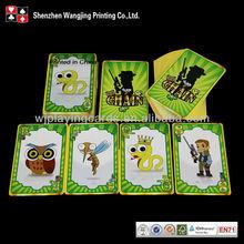2015 ,Printing Custom Card Game,Personalized Card Game Printing