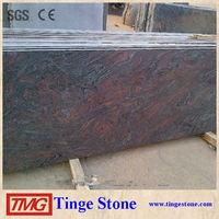 purple granite paradiso granite block for hot sale