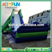 Alibaba china pvc hippo inflatable water slide