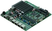 Intel J1900 Quad core 22nm processor 2.0GHz motherboatd for firewall