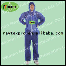 Fire Retardant Disposable Protective Coverall (30003)