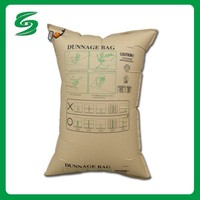 2015 High performance recyclable inflatable dunnage bag for container ( 80*120cm )