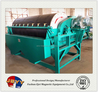 high efficient and good performance series magnetic separator for river sand for sale