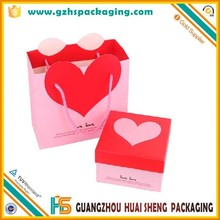 Fashion T-shirt box sweet Valentine's day gift packaging, birthday gioft packing