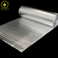 aluminum foil air bubble insulation,air bubble sheet,flexible thermal insulation sheets