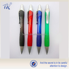 Creative Logos Retractable Plastic Pen