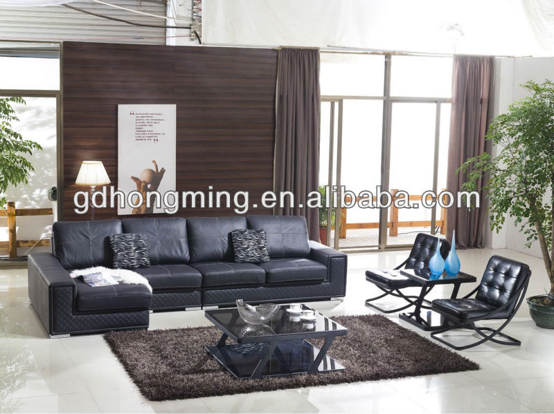 Living room set used for Used leather sofa set