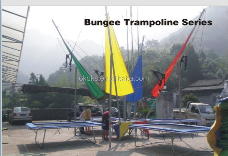 Bungee jumping and trampoline high altitude equipment ON-502