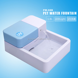 UV automatic water Bowl Dog and Cat Fountain