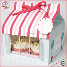 High Quality Food Packaging Boxes Cardboard Window