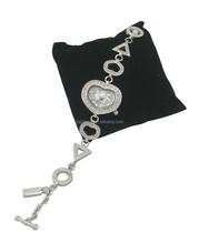 Vogue trigonum Chain Quartz Fashion Bracelet Watch
