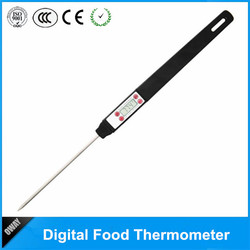 High quality -50C~300C pen type with probe mini bbq cooking food safe thermometer