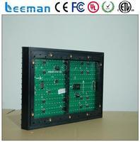 Free shipping leeman P10 led module flexible led display/sign board good price led module