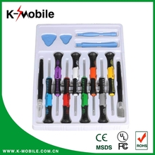 16 in 1 Repair Tool Kit Screwdrivers for Cell Phone for iPhone for Samsung for Sony for HTC for PAD