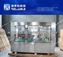 good quality reliable brand lemon/mango juice PET bottle making machine