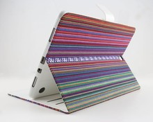 hot sale sublimation for lenovo tablet case 2015 trendy canvas fip cover case for tablet suiting suiting ipad mini