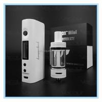 2015 alibaba co uk E cigarette kangertech 18650 mod subox mini smart starter kit