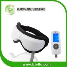 2014 caliente de la venta del punto de acupuntura eléctrica de presión de aire de amasado masaje ocular de la cubierta