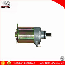 Electric Starter Motor for motorcycle engine spare parts