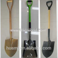 plastic handle grip adjustable shovel handle