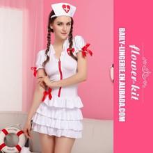 2015 Hot Sale adult lingerie sexy hot nurse doctor costume,Sexy nurse dress