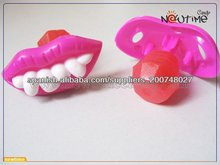 dientes Lollipop de la novedad,pirulí