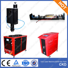 Laser cutting head, laser power supply, laser generator and water cooling chiller / YAG spare parts for laser cutting machine
