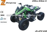 2015 new design shineray atv 250cc
