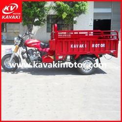 KAVAKI 3 Wheel Tricycle/ Cargo Scooter/Bike Cargo Using Gasoline Engine
